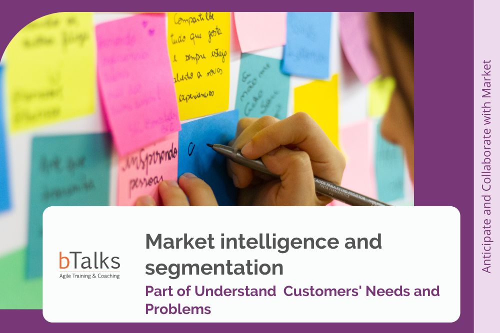 Market intelligence and segmentation