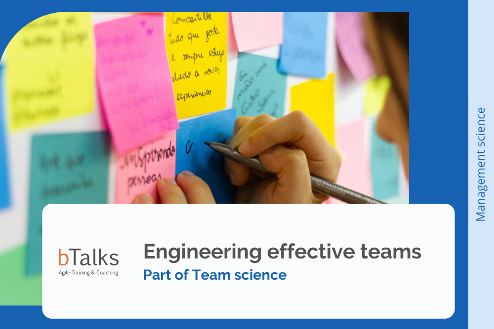 Engineering Effective Teams
